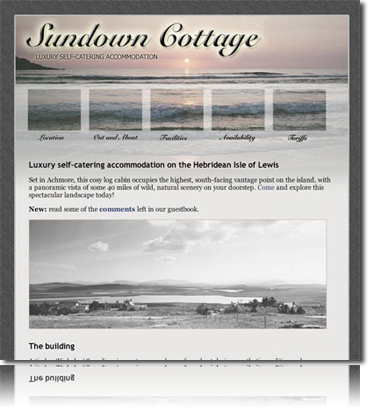 Sundown Cottage Self-catering